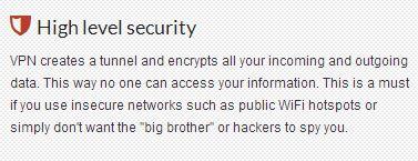 cactusvon level of security